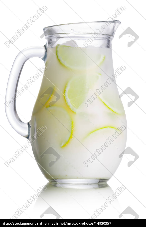 brazilian, lemonade, pitcher - 14930357
