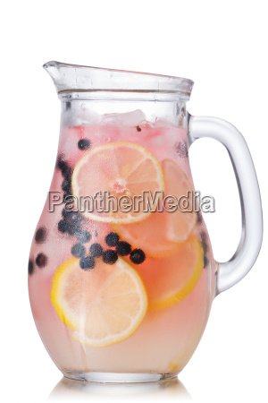 blueberry lemonade jug