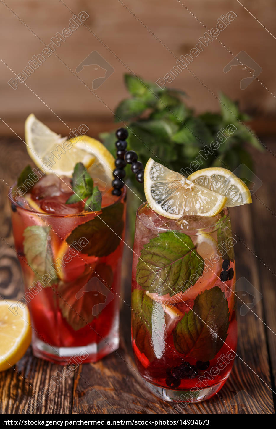 blueberry, mojitos - 14934673