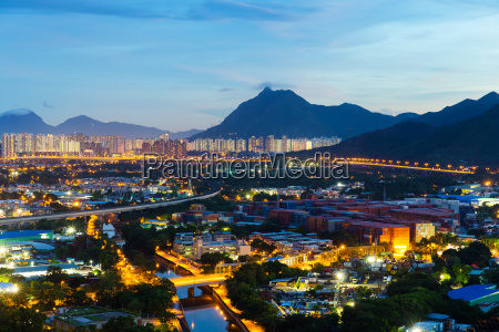 cityscape, in, hong, kong - 14934319