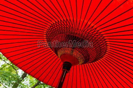 japanese, red, umbrella - 14934411