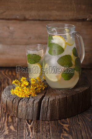 mint, lemonade - 14934651