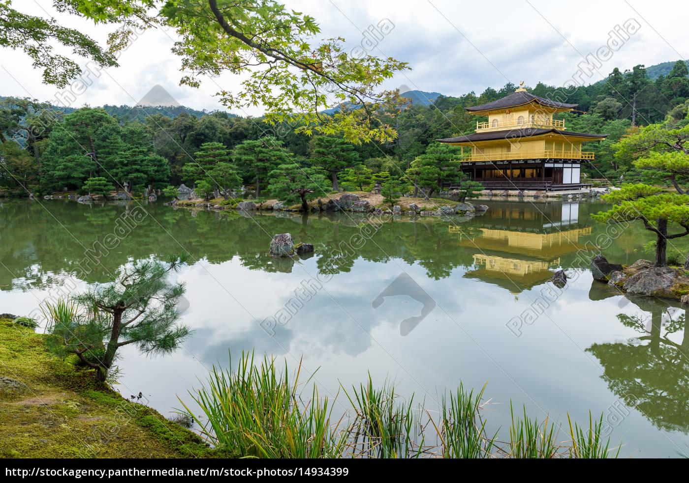 miromachi, zen, at, kinkakuji, temple - 14934399