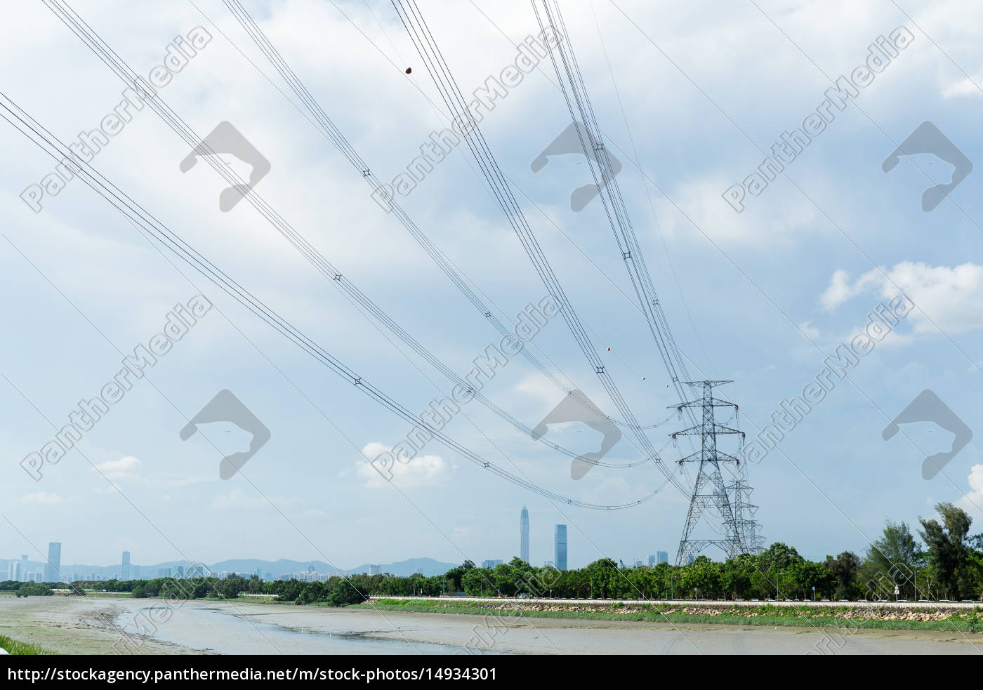 power, tower - 14934301