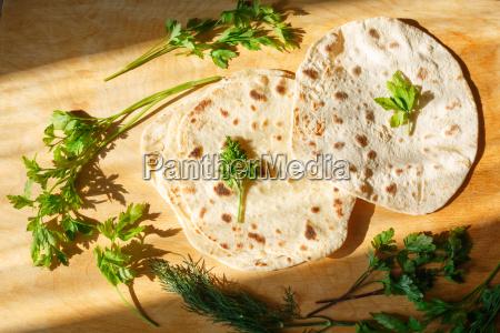 naan, bread - 14938989