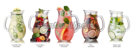 summer drinks collection
