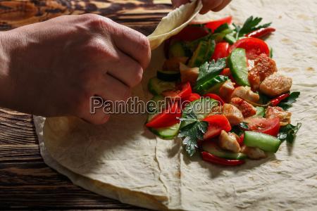 shawarma - 14940175