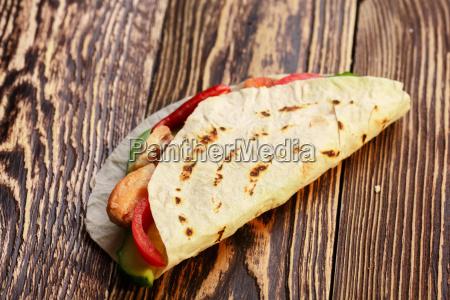 shawarma - 14940193