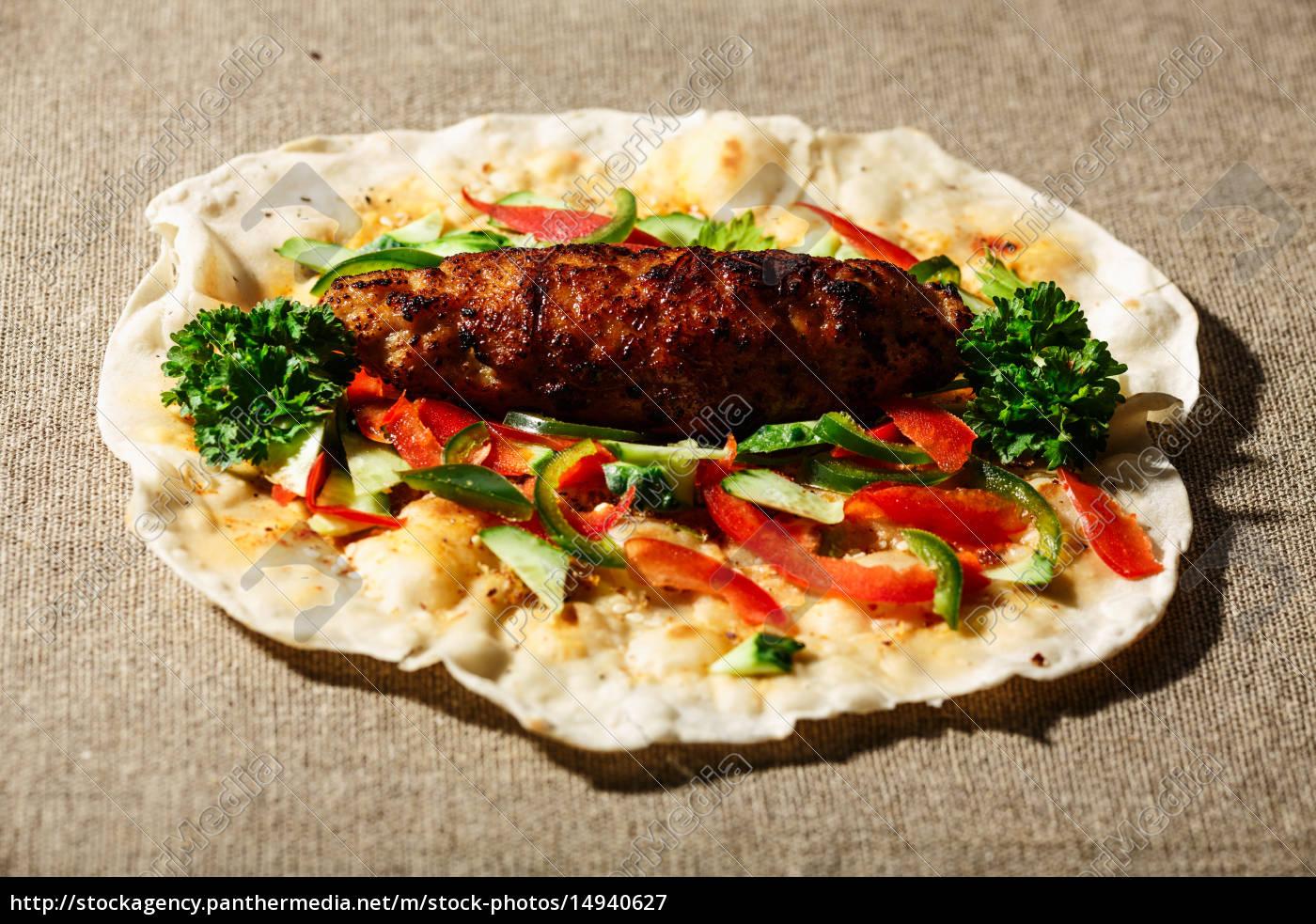 shish, kofte, kebab - 14940627