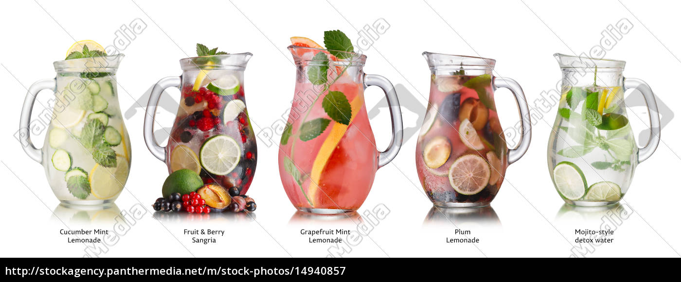 summer, drinks, collection - 14940857