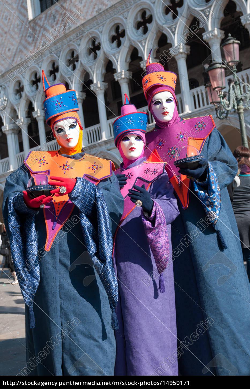 venice, carnival - 14950171