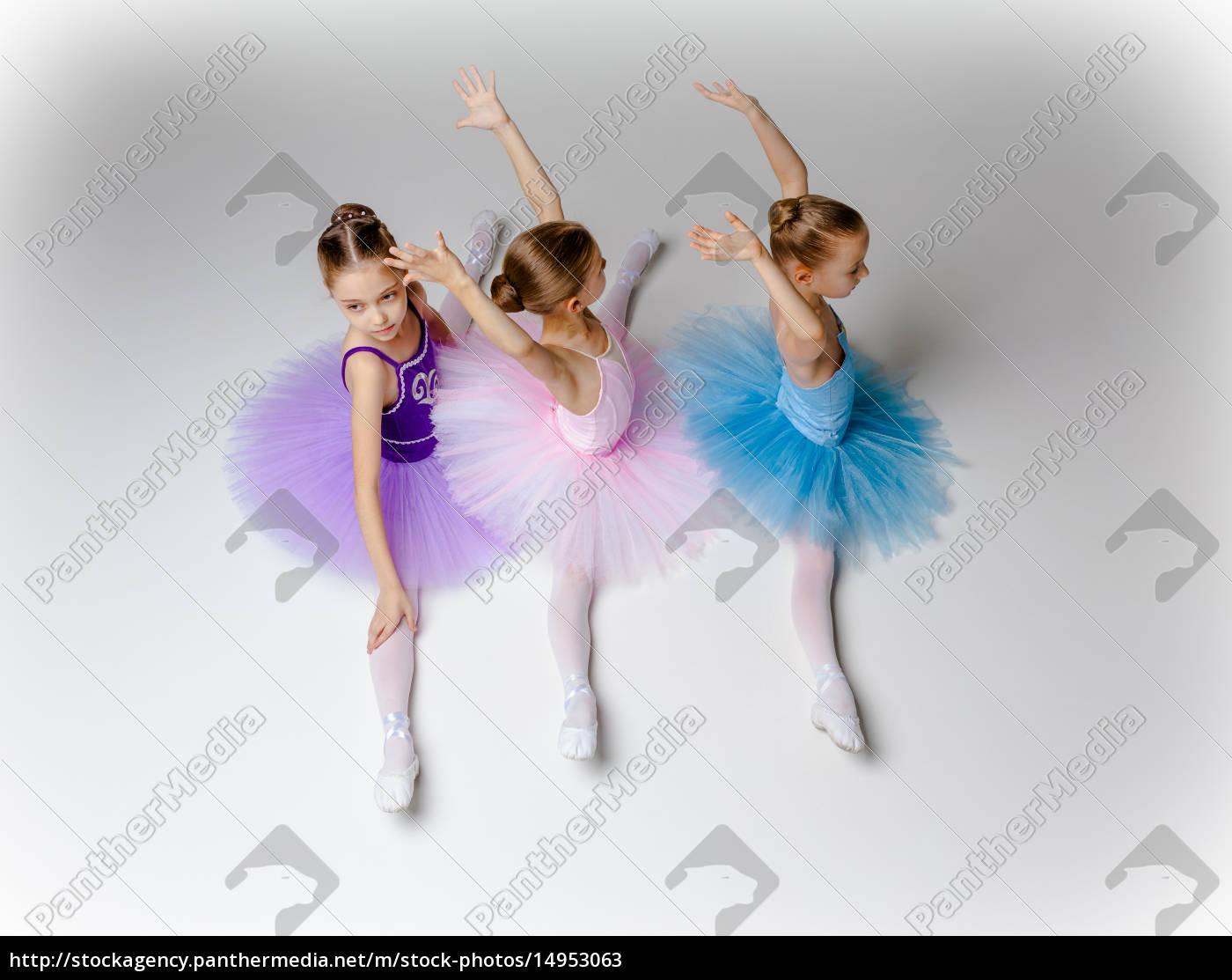 ballet, girl, ballerina, child, dancer, young - 14953063