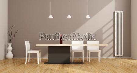 minimalist, dininig, room - 14953753