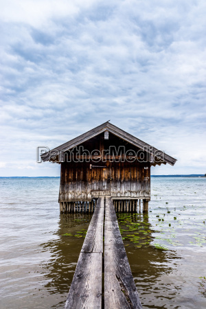 chiemsee bavaria germany