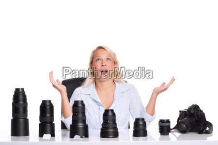 woman sitting in front of different