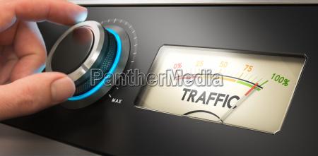 generate more website traffic