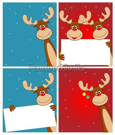 deer rudolph