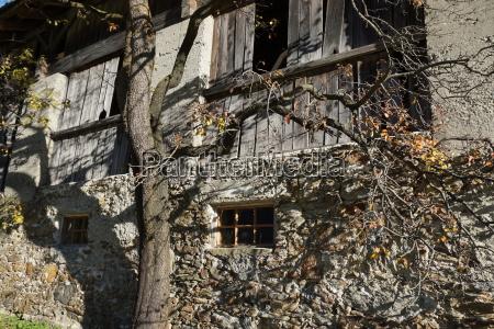 historical farm osttirol tristach