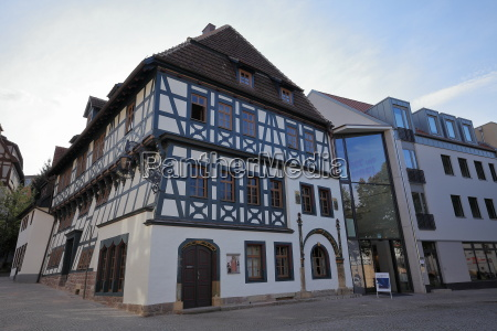 the lutherhaus in eisenach