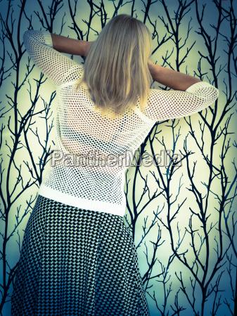 woman november fashion