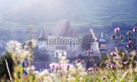 biertan saxon fortified church transylvania