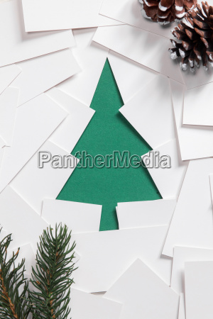 creative design of christmas background with