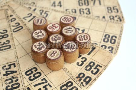 the game of bingo