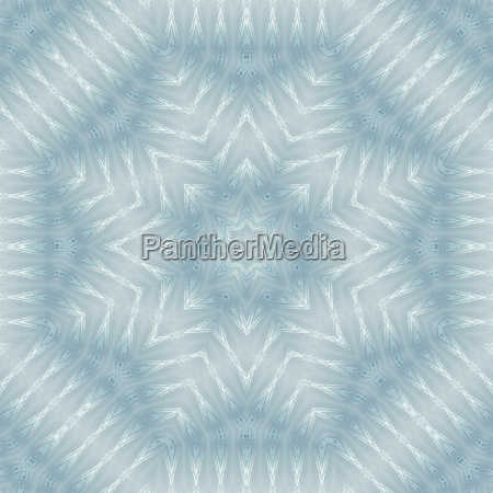 abstract geometric winterly background seamless star