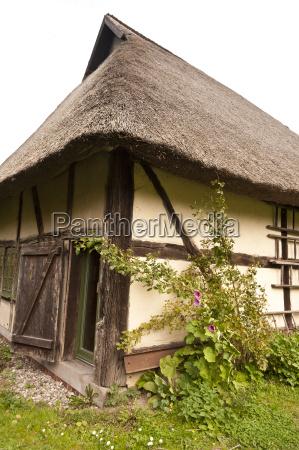 house in fischland