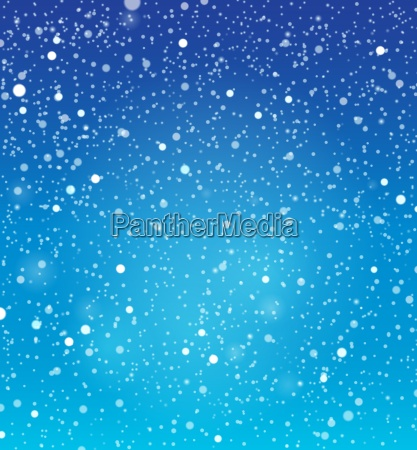 abstract snow theme background 4