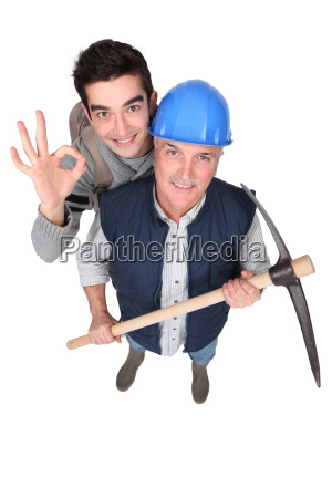 craftsman and apprentice