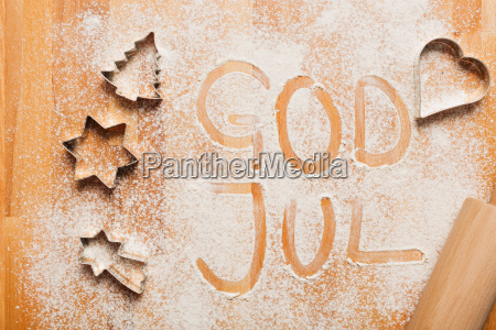 god jul merry christmas in