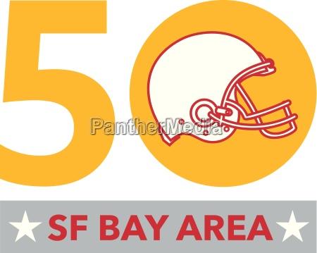 50 pro football championship sf bay