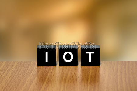 iot or internet of things on