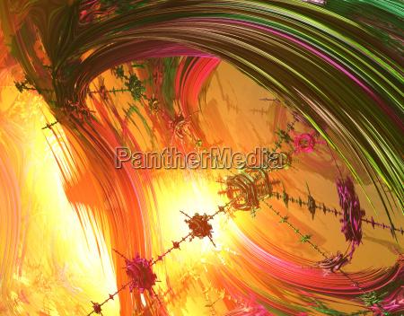 fractals computer graphics