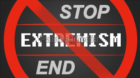 stop end extremism