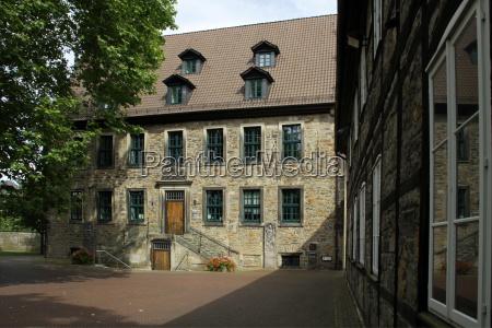 landsberg hof in stadthagen