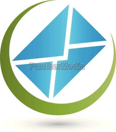 carta logo movimiento post correo electronico
