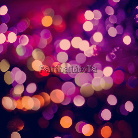 blur light color background greeting card