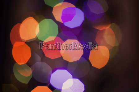 blur light bokeh abstract background greeting