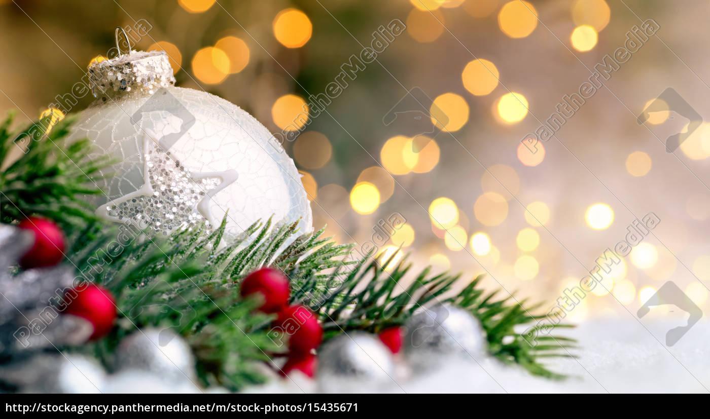 christmas, ornaments, closeup - 15435671
