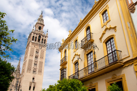 cathedral of seville spain