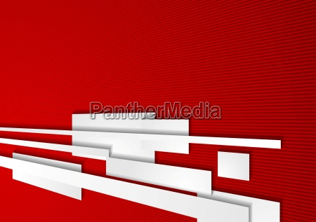 abstract corporate red motion tech background