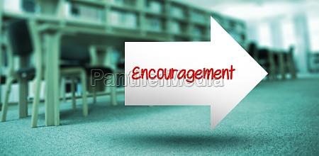 encouragement against volumes of books on