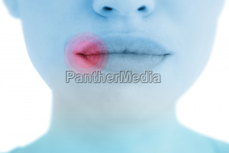 composite image of woman with luscious