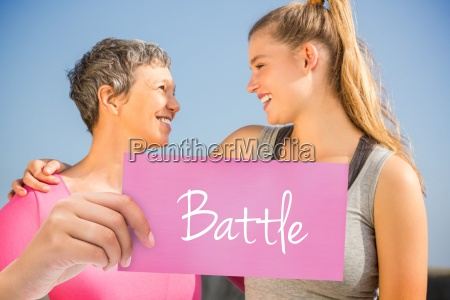 battle against sporty mother and daughter