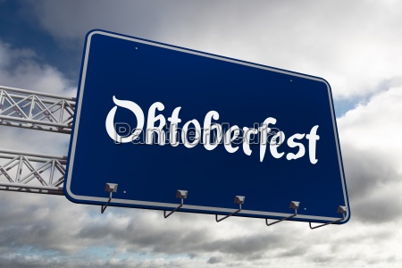 composite image of oktoberfest graphics