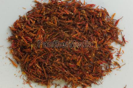 something false saffron