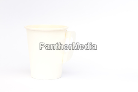 take out coffee cup isolated on
