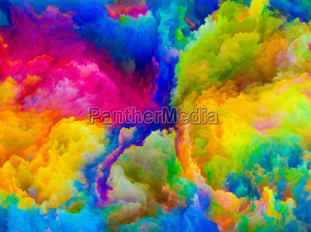 virtualization of colors
